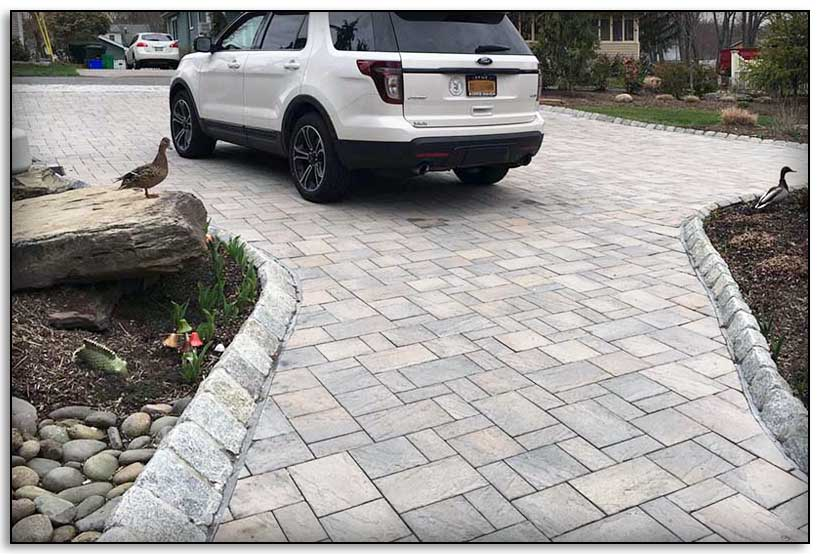Custom Hardscape Design